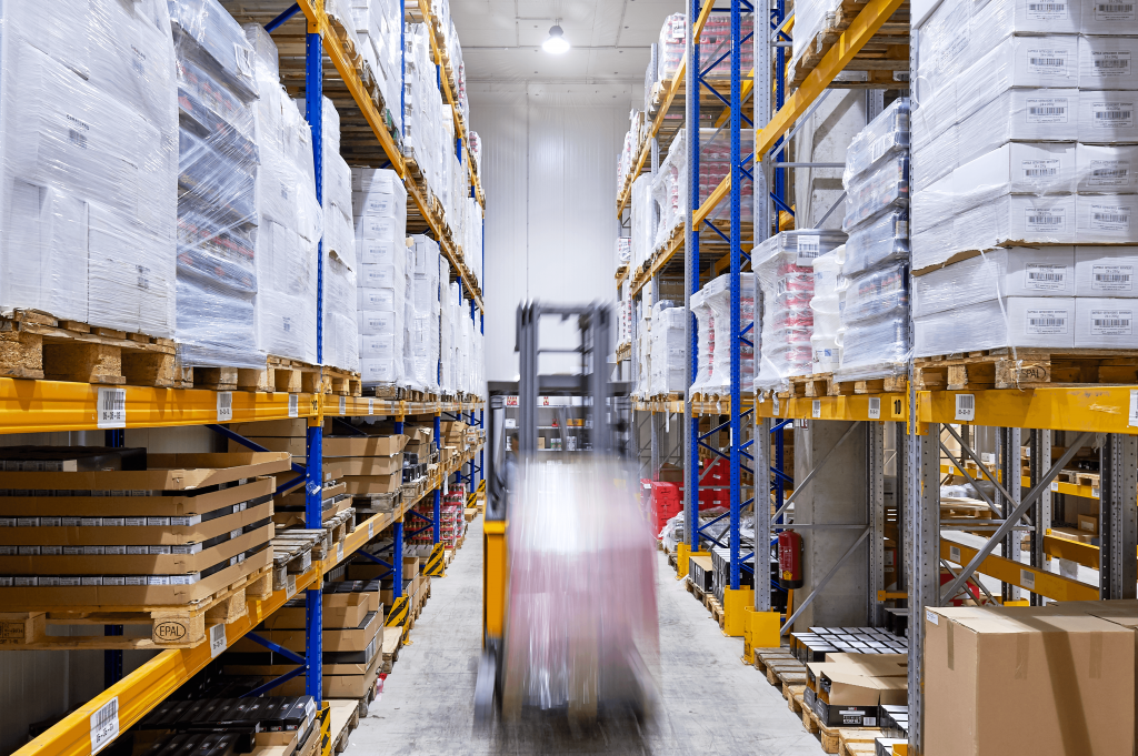 Warehouse management system WAMAS 5.2